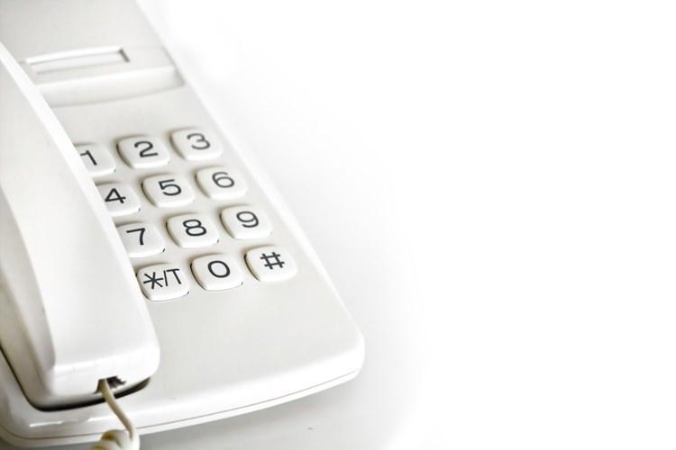 事務所用電話イメージ